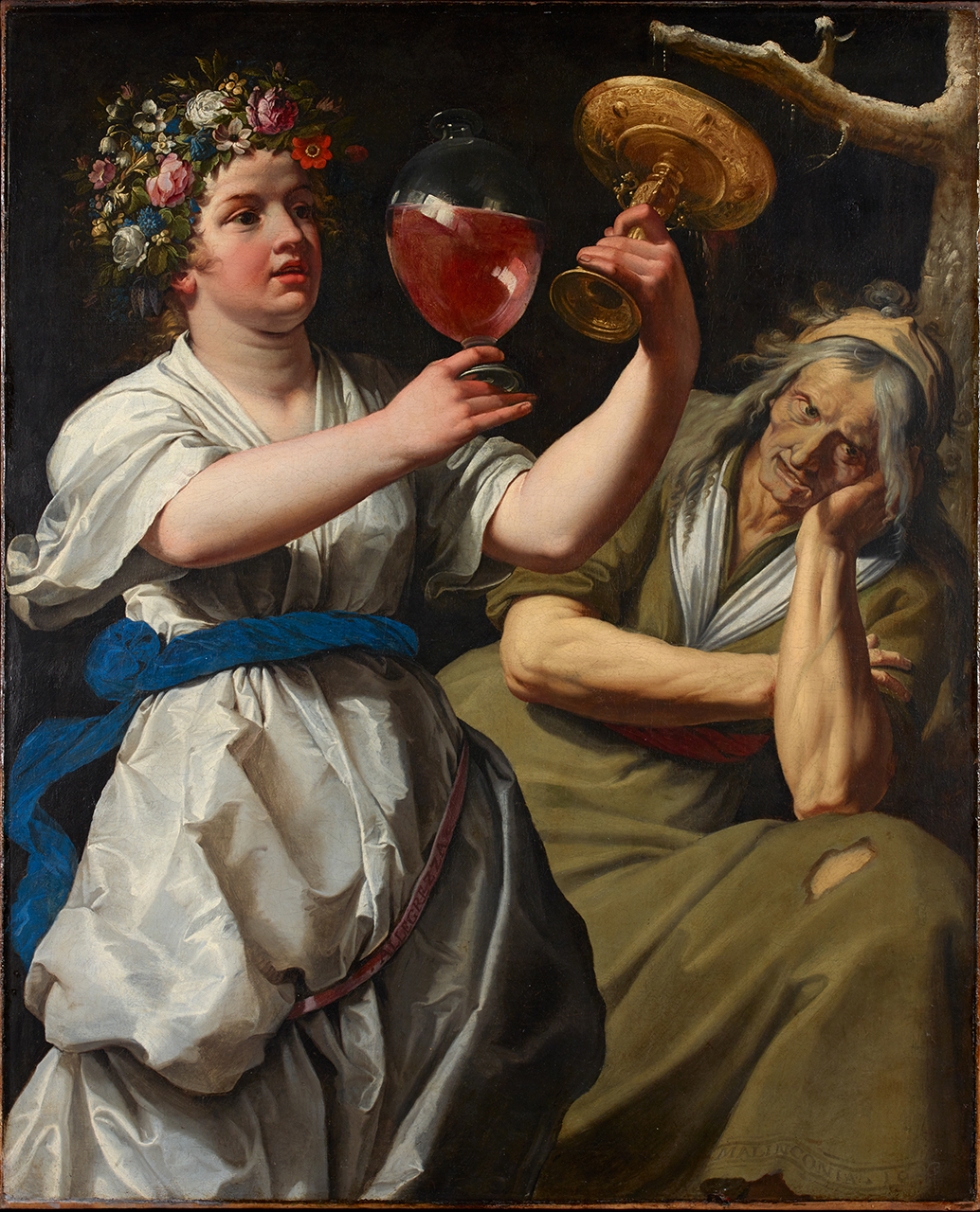 An Allegory Of Joy And Melancholy