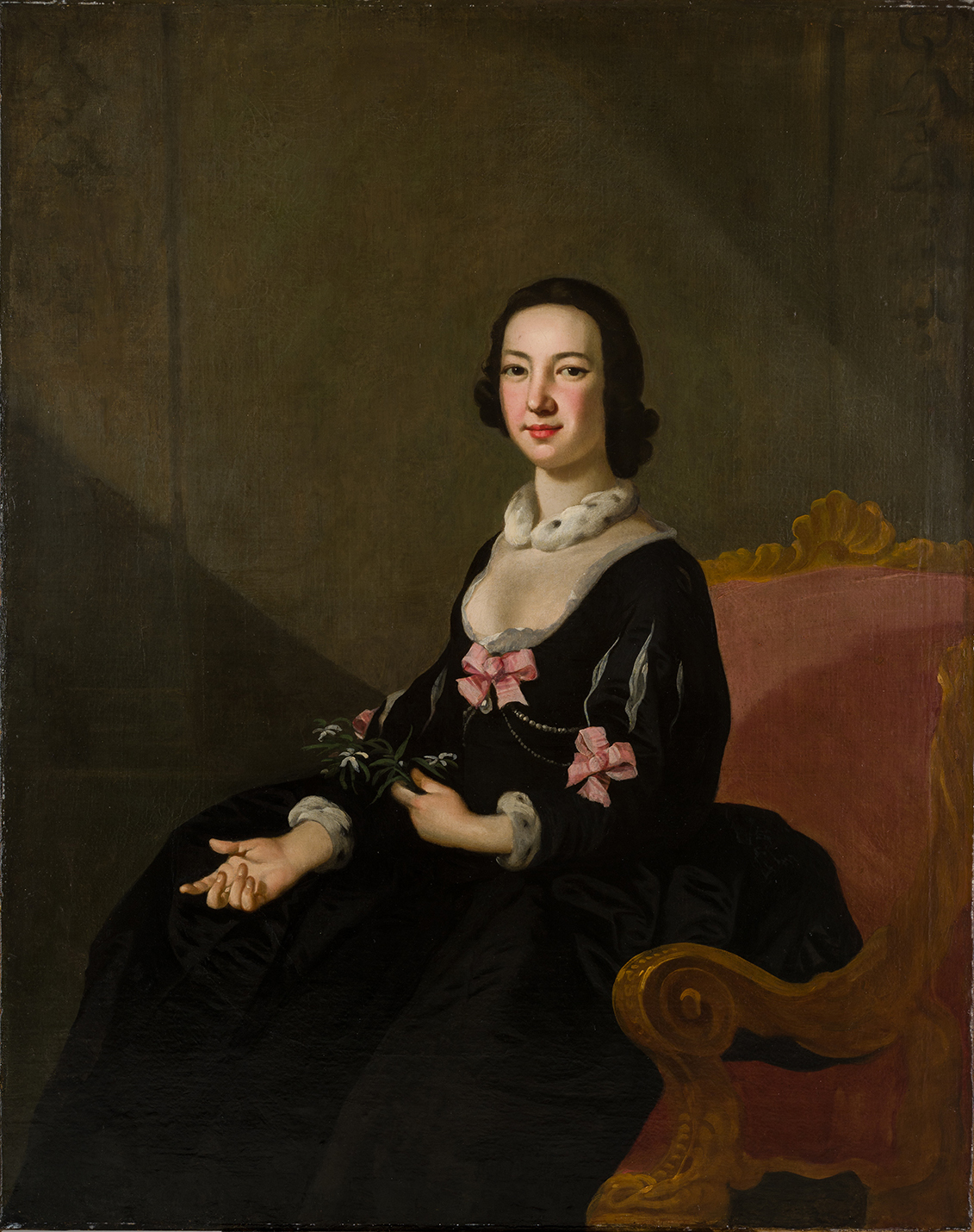 Portrait of a Lady (Miss Mary Jenkins?)
