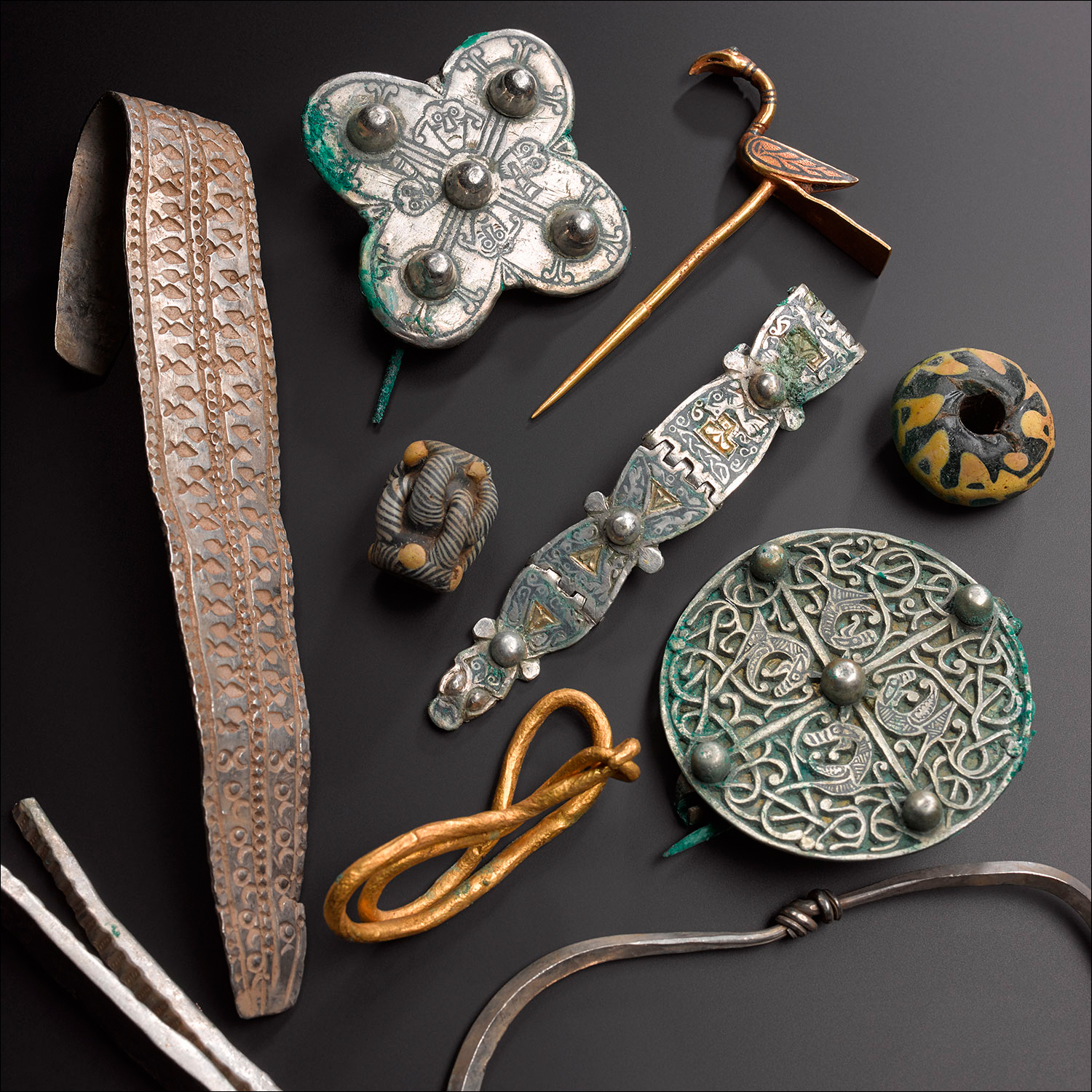 The Galloway Hoard