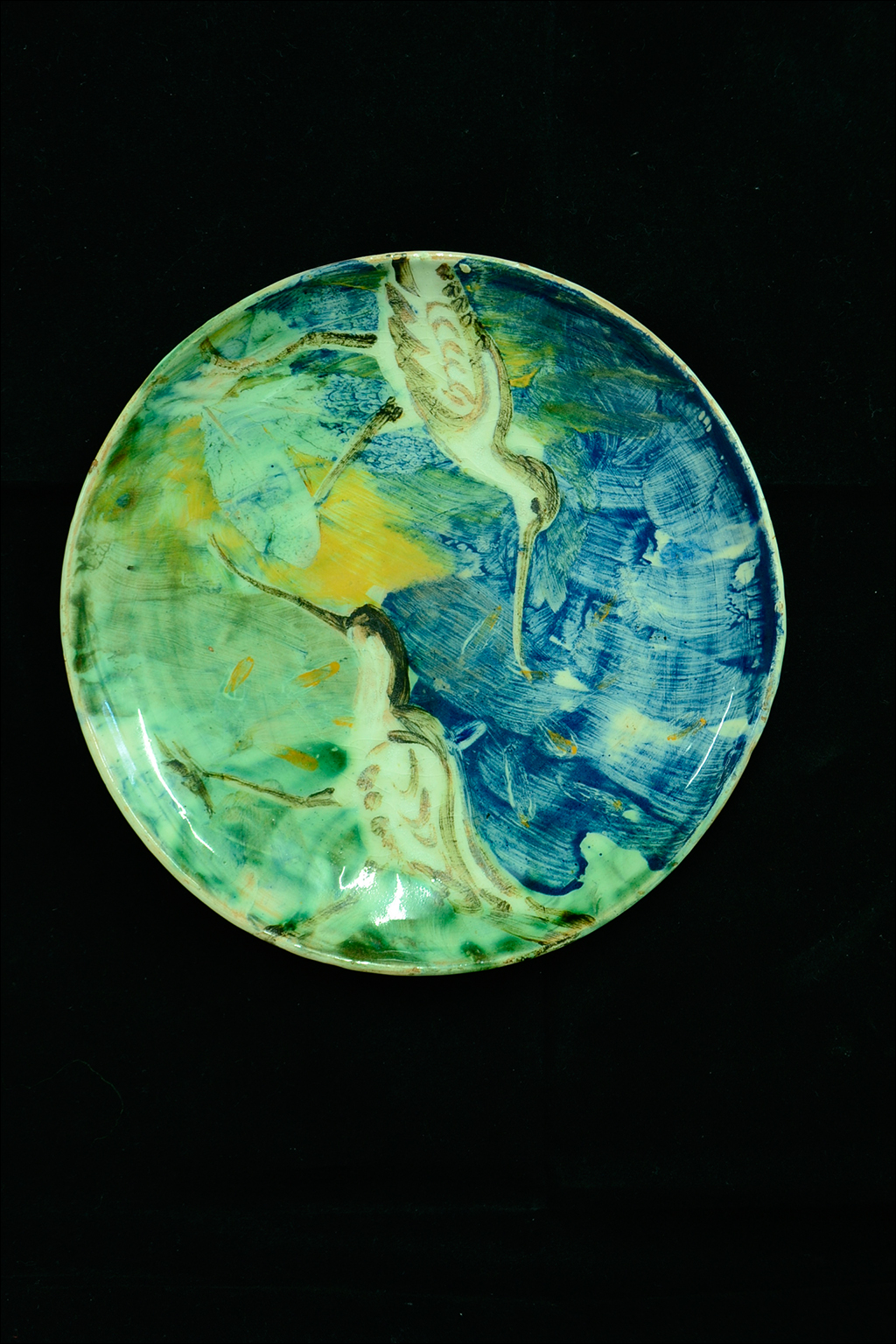 Collection of ceramic works