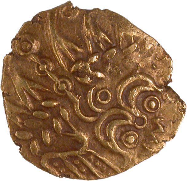 St Levan V Iron Age and Roman coin hoard