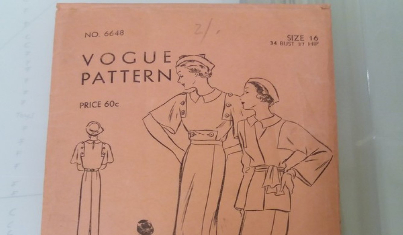 Blueprints: The History of the Sewing Pattern