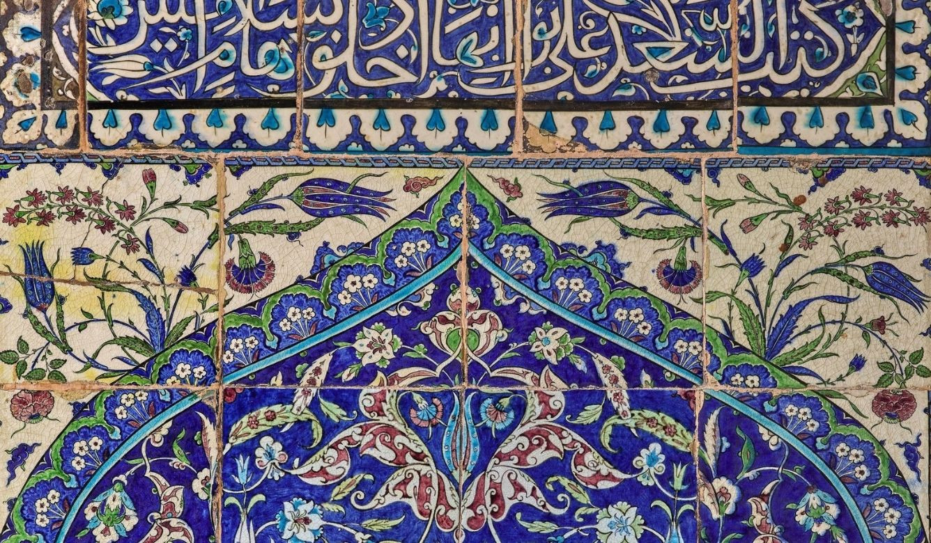 A Passion for Tiles