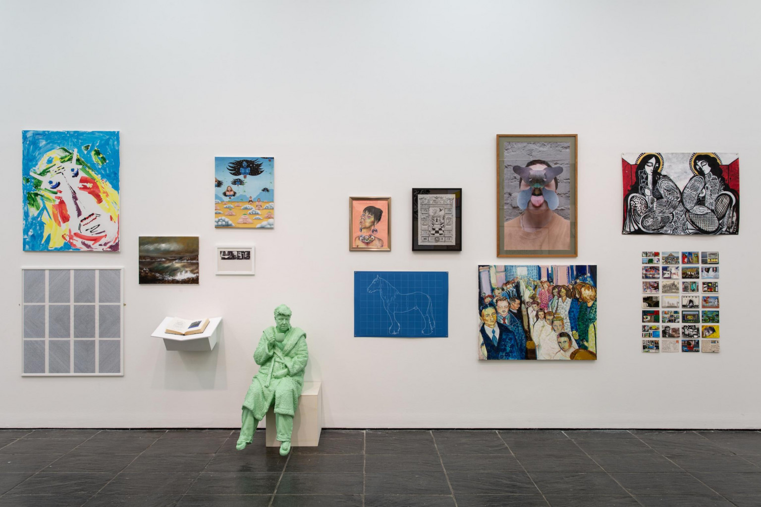 BALTIC Open Submission, installation view. Photo Rob Harris. © BALTIC Centre for Contemporary Art, 2020