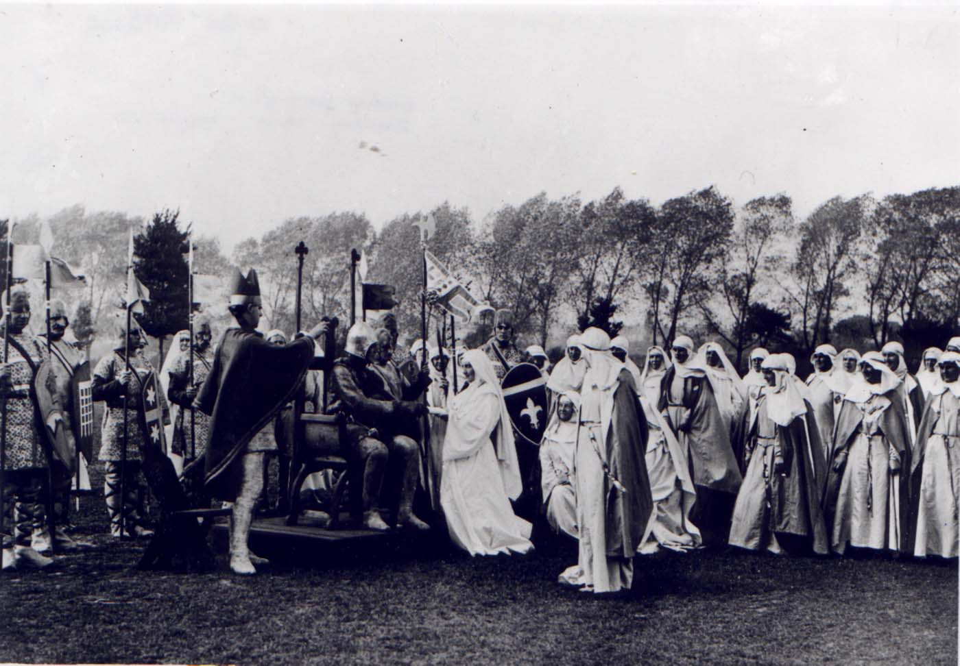 Barking Pageant 1931