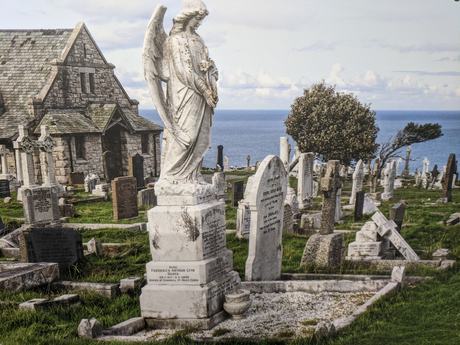 The Great Orme Cemetary
