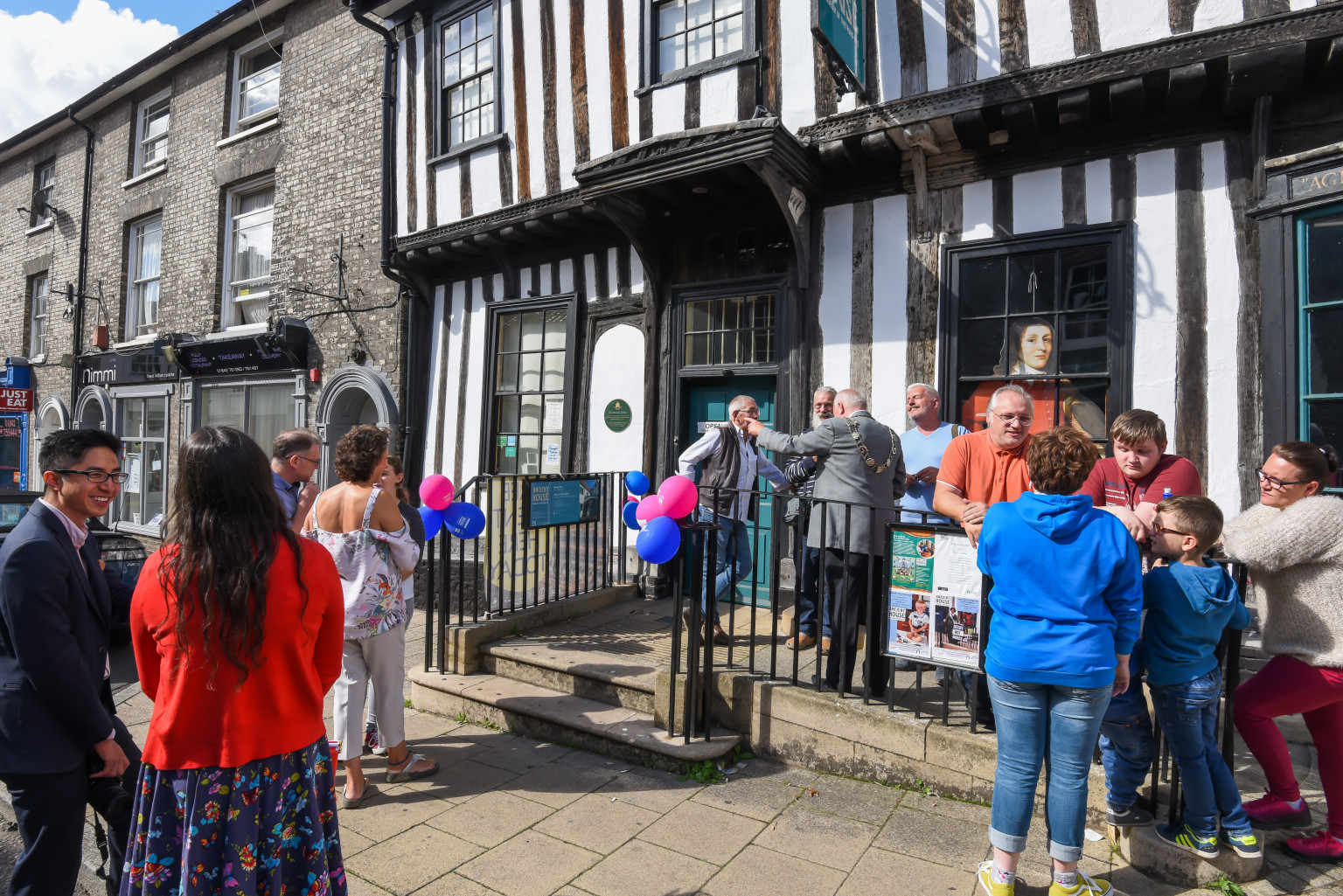 Ancient House - Heritage Open Day