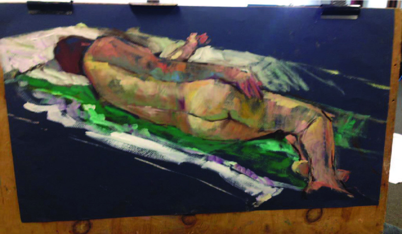 Life Painting