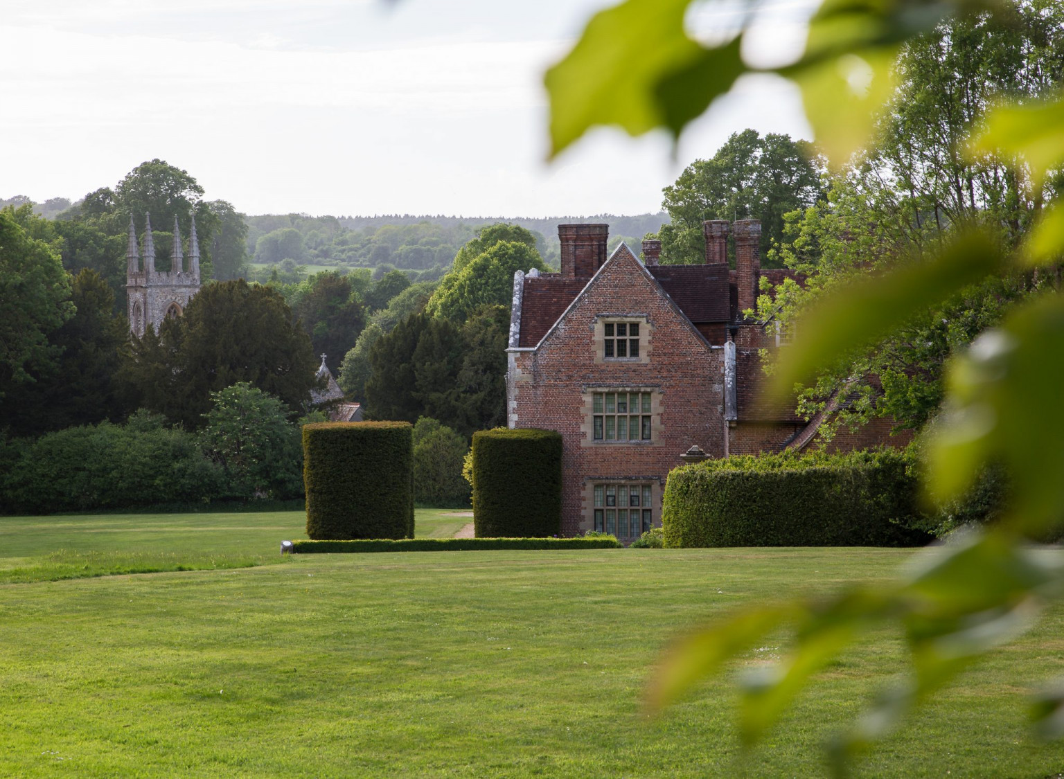 Chawton House, by Claire Lewis