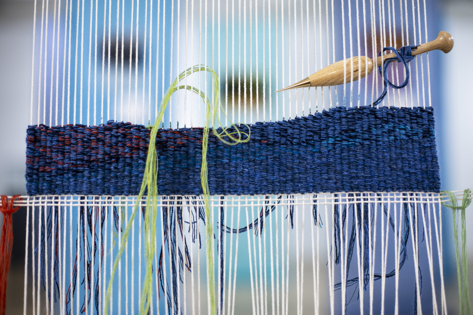 Woven Waves: The Jutland Tapestries