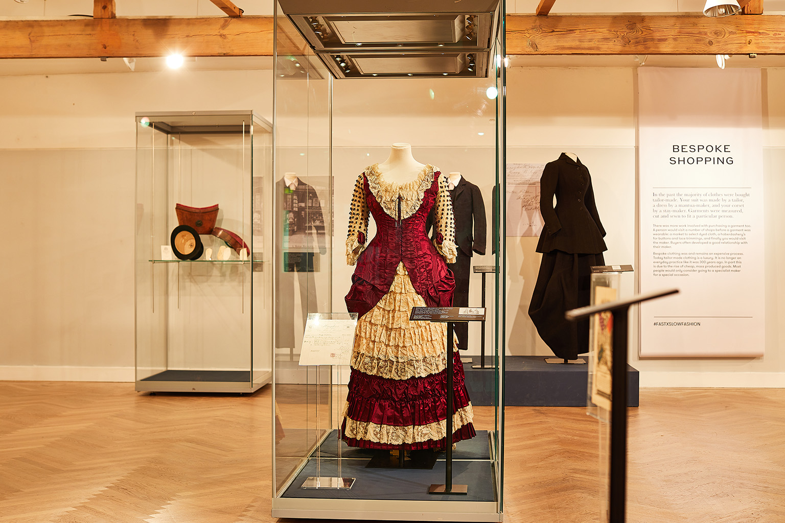 Fast x Slow Fashion: Shopping for clothes in Leeds 1720 – 2020