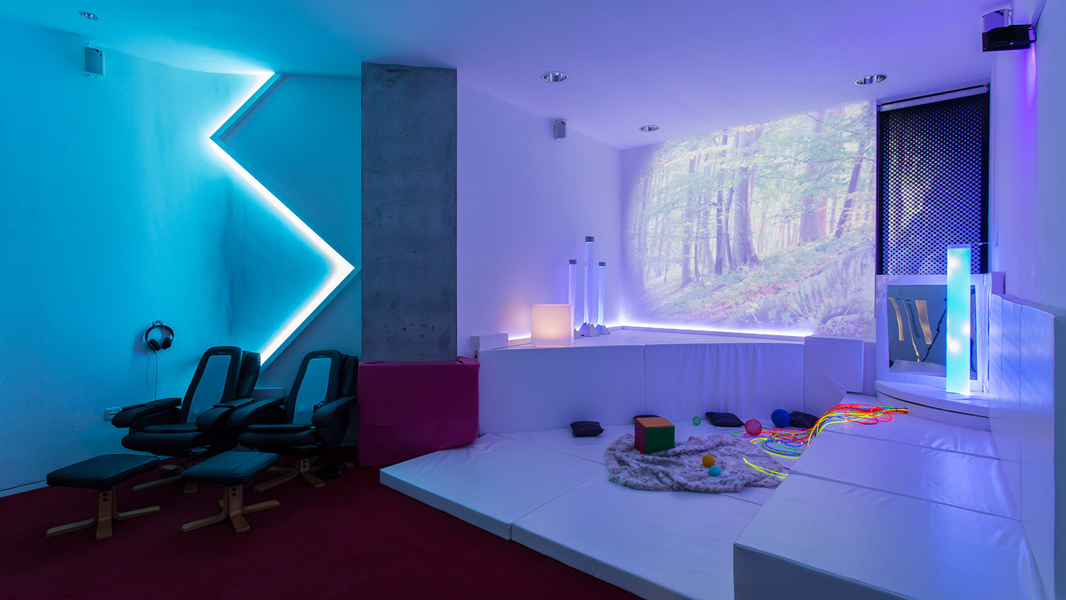 Towner Eastbourney Sensory Space
